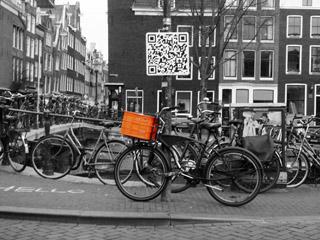 (c) CYM 2010 - Amsterdam Bikes
