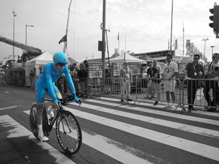 Vincenzo Nibali Tour de France 2015 finish Utrecht - (c) CYM 2015